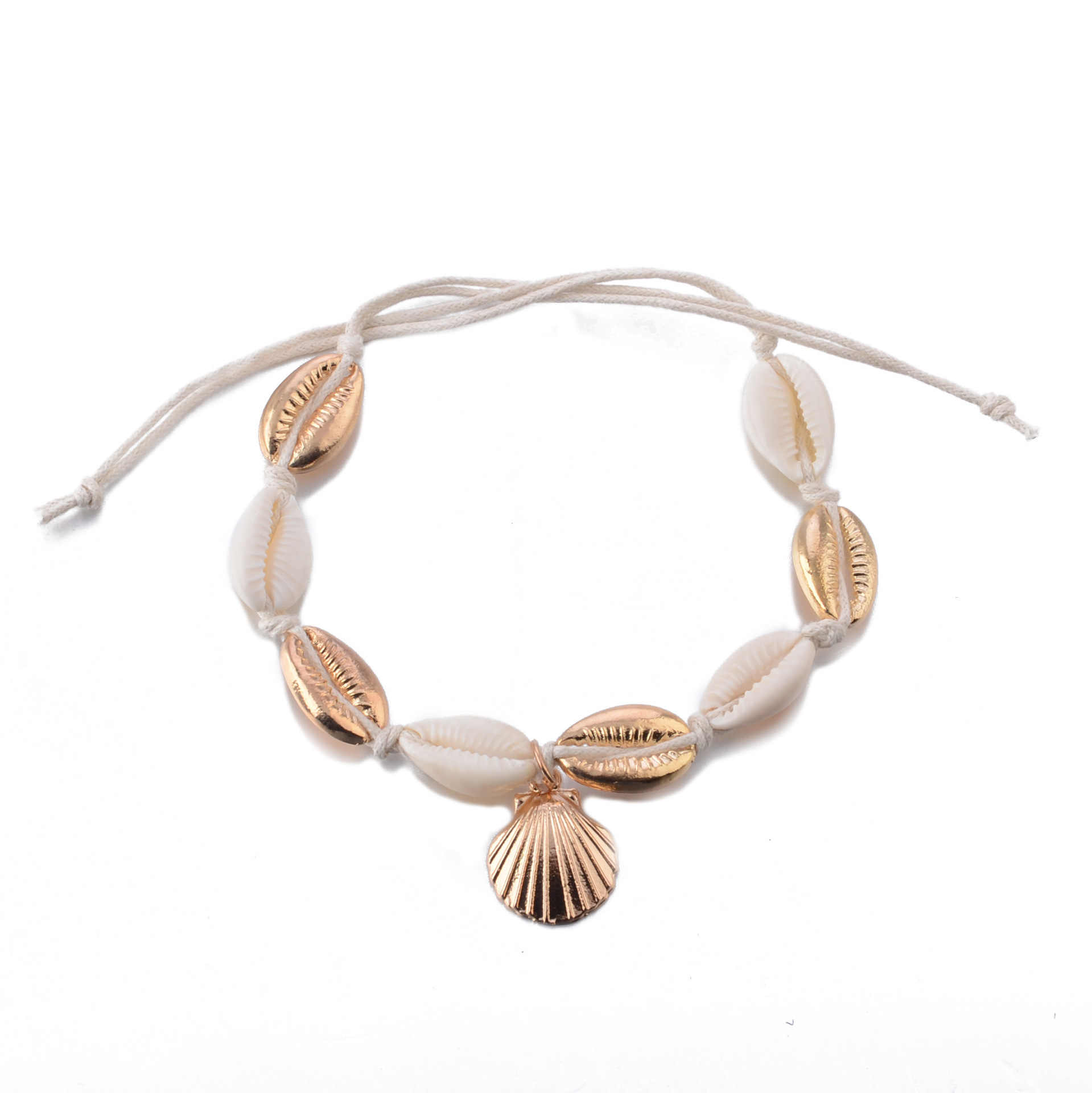 Obrączki dla kobiet powłoki Foot biżuteria lato plaża Barefoot bransoletka kostki na nogi kostki pasek czeski akcesoria drop shipping