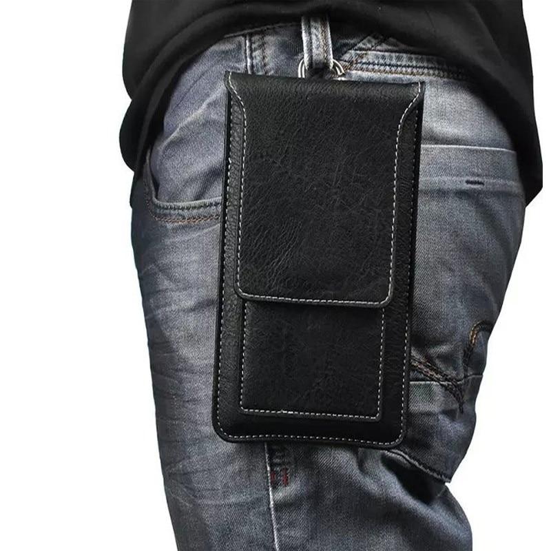 """Clip ceinture extérieur étui sac crochet boucle magnétique pochette téléphone couverture étui pour samsung galaxy j3 j5 a3 2016 grand prime 5.1 """"ci-dessous"""