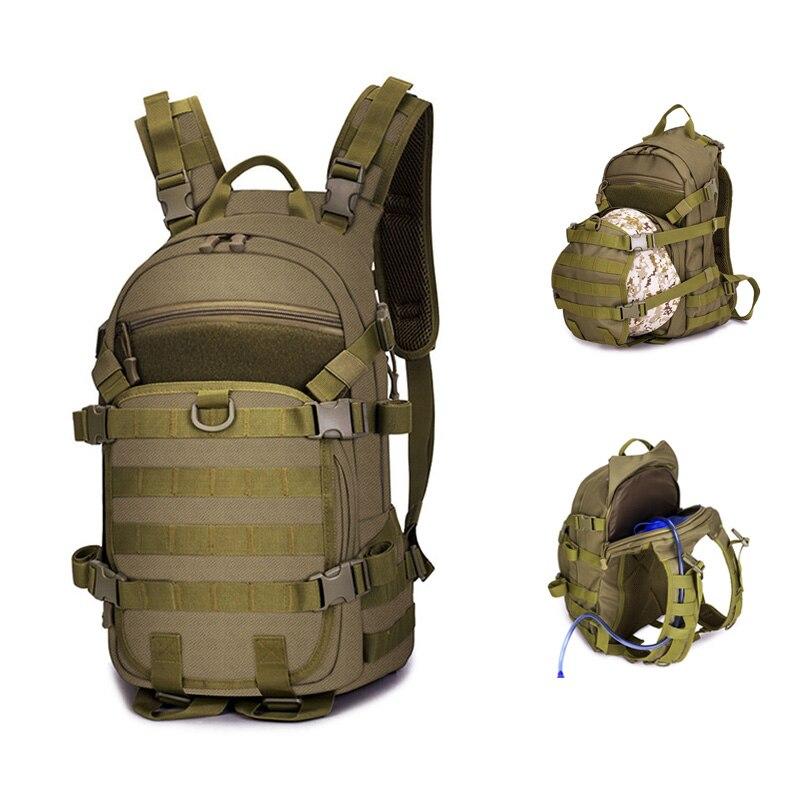 Sac à dos de Camping tactique militaire 25L sac étanche escalade sac de randonnée sac à dos militaire sac à dos en plein air