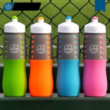 Plegable Botella de Agua Plegable BPA Libre Viajes Deporte Al Aire Libre Portable de la Botella de Agua Potable de Silicona Plegable Caldera 600 ml