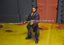 Limited!3.75 inch High Classic Toy Pirates of the Caribbean  WILL TURNER  action figure Toys