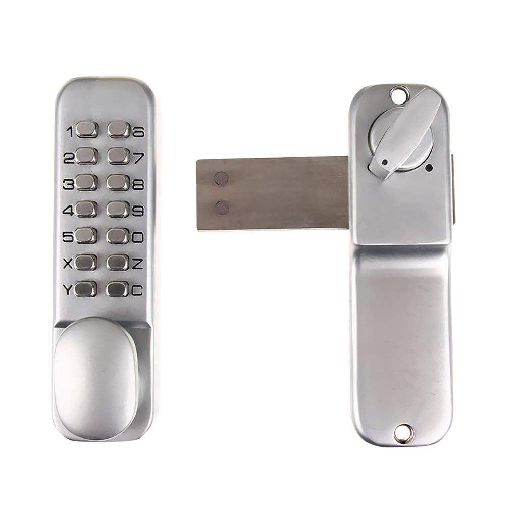 Serrure de porte Ditial avec clavier OS25A Code d'accès mécanique