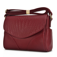 High Quality Fashion Women Messenger Bags Genuine Leather Cowhide Women Small Bag Ladies Handbags Female Crossbody Shoulder Bags