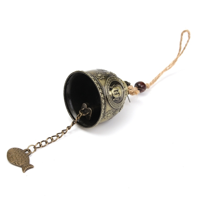 Buddhist Blessing Bell Mind healing wind chime