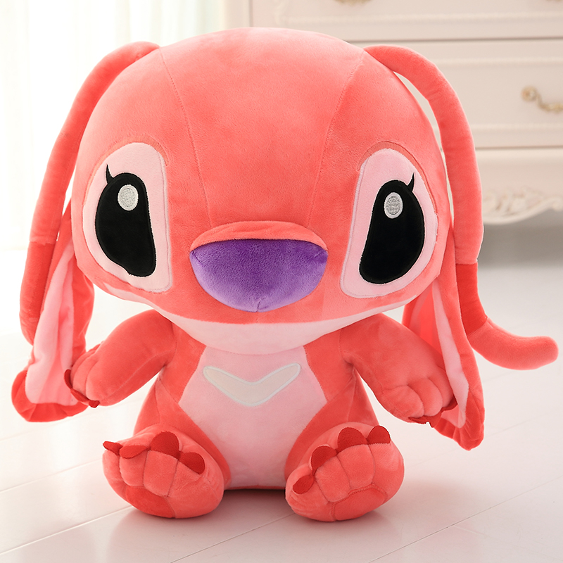 Image 3 - 10 65cm Kawaii Stitch Plush Toys Stuffed Soft Cute Anime Lilo and Stitch Stich Dolls for Children Kids Pillow Birthday Gifts-in Stuffed & Plush Animals from Toys & Hobbies