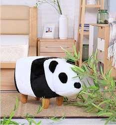 Современная и контракт творческий панда переключатель обувь стул можно изменить что