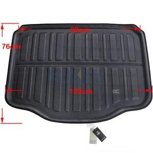 Image 3 - Voor Buick Encore/Opel/Vauxhall Mokka 2013 2014 2015 2016 2017 2018 Boot Mat Kofferbak Liner Cargo vloer Tapijt Auto Accessoires