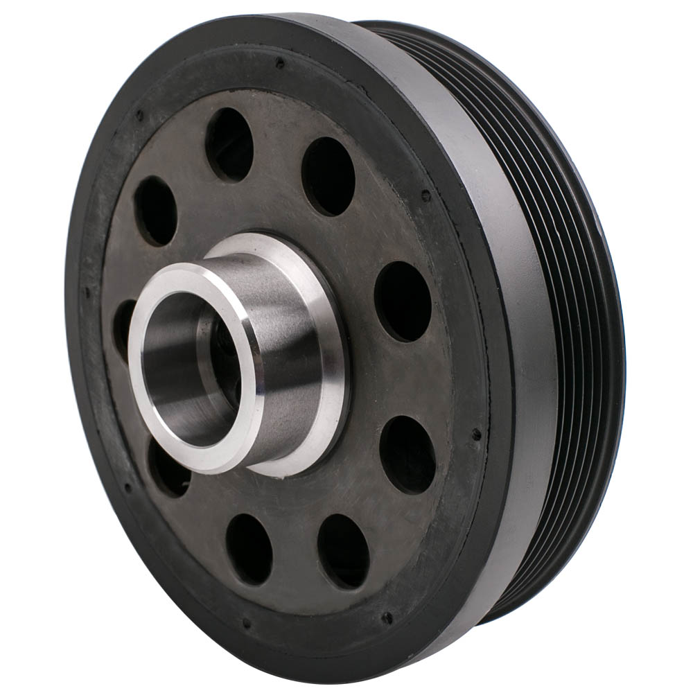 Crankshaft Pulley 11237823191 for BMW Series 1 3 5 Touring X1 X3 11237797995, 11 23 7 799 153, 11 23 7 797 995, 11 23 7 823 191 1 7 11