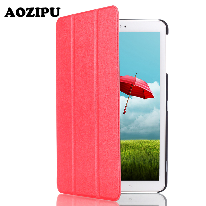 Slim PU Leather Case Cover for Samsung Galaxy TAB E T560 T561 T565 T567V 9.6 Foldable Fo ...