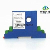 AC Sensor Current Transmitter Measurement Range 0 150A Output 4 20A, 0 5V ,0 10V