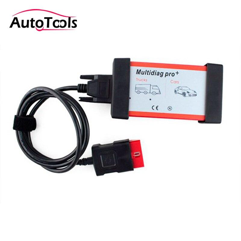 Multidiag Pro 2016.R0 with keygen for Cars & Trucks OBD2 Scanner tool tcs cdp pro plus car diagnostic tool