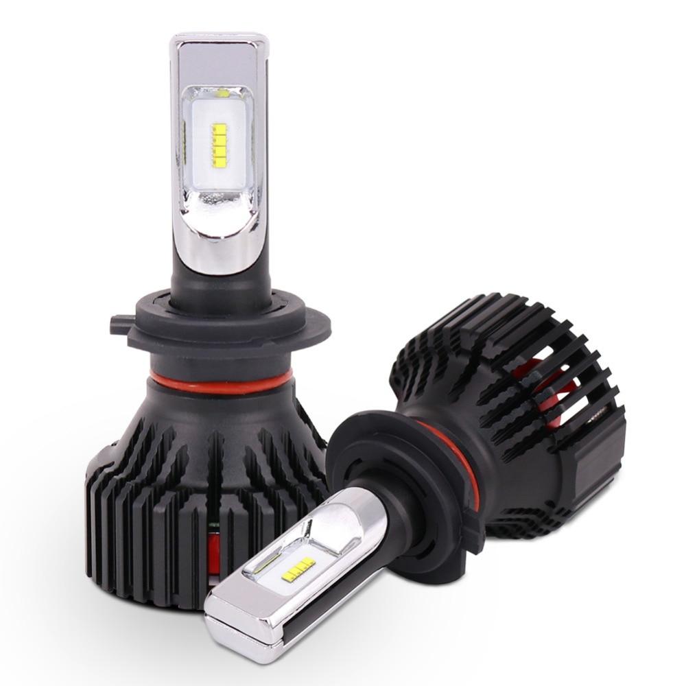 Aliexpress.com : Buy H4 H7 Led Car Headlight 4300K 6500K