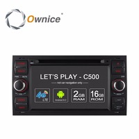 Ownice C500 2 Din Android 6 0 Quad Core Car DVD Player GPS For Ford Focus
