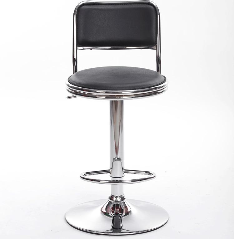 stool chair adjustable graco glider simple classic design bar lifting swivel office high density sponge reception waiting room