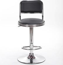 Simple Classic Design Bar Chair Adjustable Lifting Swivel Bar Stool Office Chair High Density Sponge Reception/Waiting Room