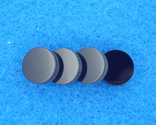 4pcs/lot Diameter 10mm*1mm High Transmittance Infrared Filter- Filter -Visible Light -850-1100n Infrared Transmission Filter