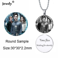 Sunshine DIY Customed Letter Photo Personalized Military Army Dog Tags For Men Pendant Necklace Women Jewelry