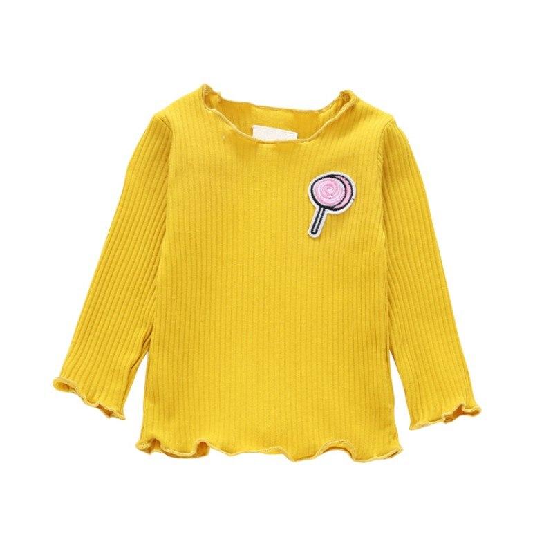 T-Shirt Children Clothing Fashion Thread Fungus Wave High-Quality