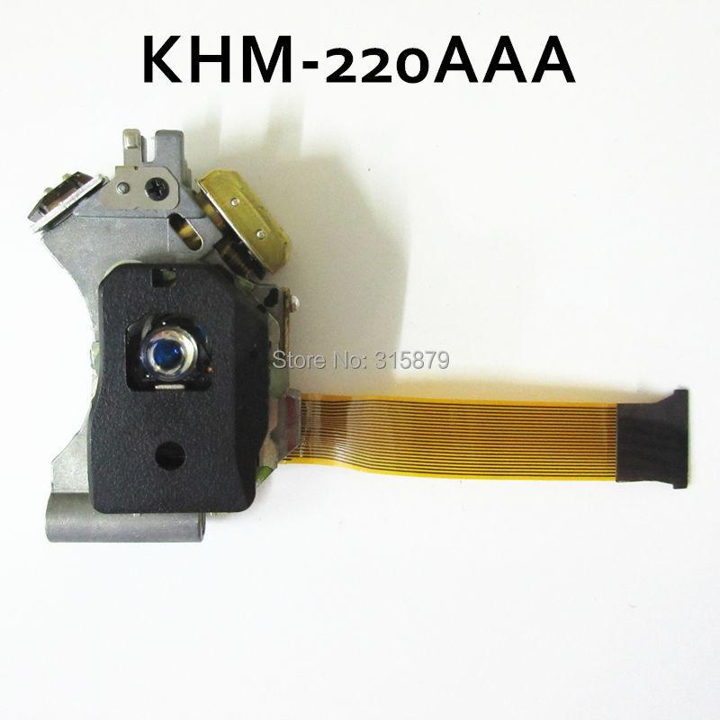 ორიგინალური ახალი KHM-220AAA for SONY DVD ოპტიკური ლაზერული პიკაპის KHM220AAA KHM 220AAA
