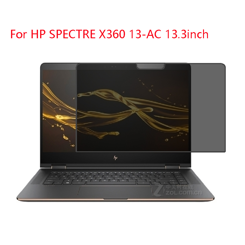 For HP SPECTRE X360 13-AC 13.3inch laptop screen Privacy Screen Protector Privacy  Anti-Blu-ray effective protection of visionFor HP SPECTRE X360 13-AC 13.3inch laptop screen Privacy Screen Protector Privacy  Anti-Blu-ray effective protection of vision