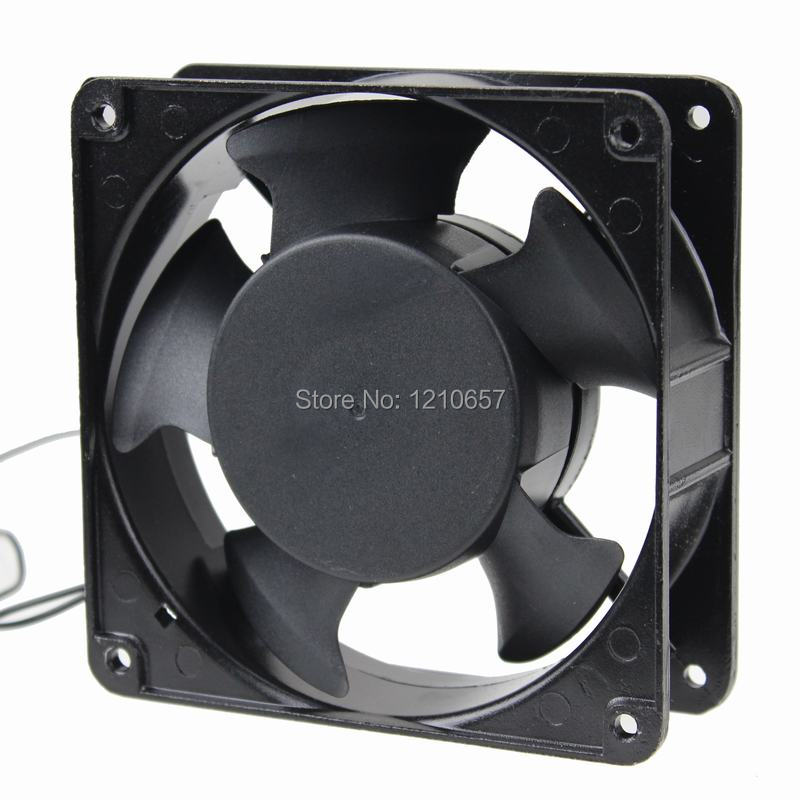 1 piees Gdstime 220V 240V 13CM 135MM x 38MM Ball Bearing AC Axial Cooling Fan 220v ac 280x280x80mm axial radiator fan 1341cfm 2400rpm ball bearing high speed