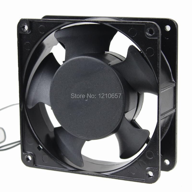 1 piees Gdstime 220V 240V 13CM 135MM x 38MM Ball Bearing AC Axial Cooling Fan