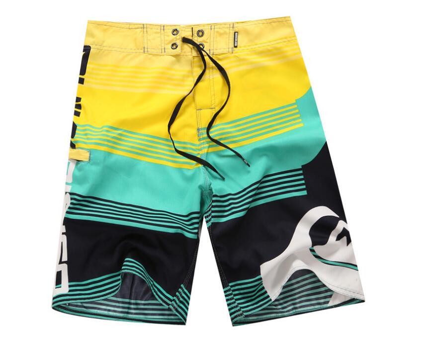 Personality Beach Pants Shorts Pig Animal Cool Mens