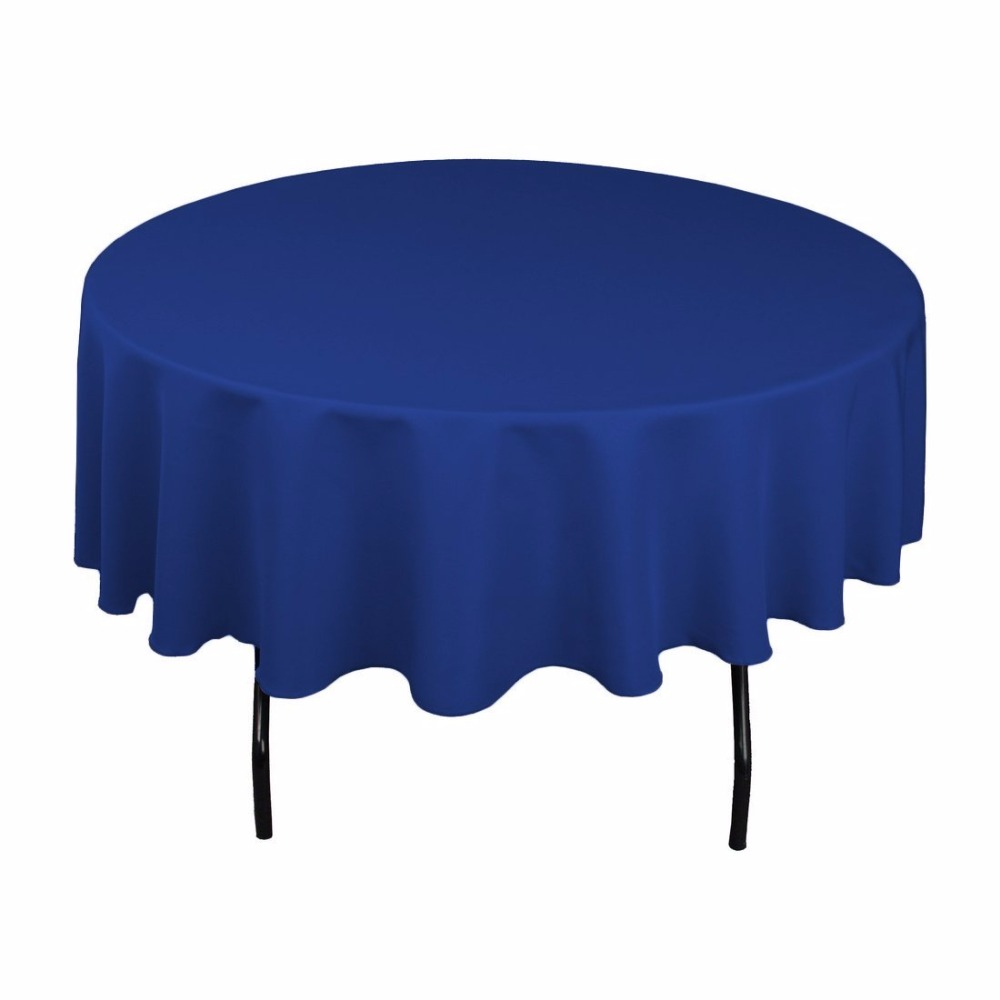 ᑎ70 Cal Royal Blue Obrus Na Stoleweselne Obrusobrus