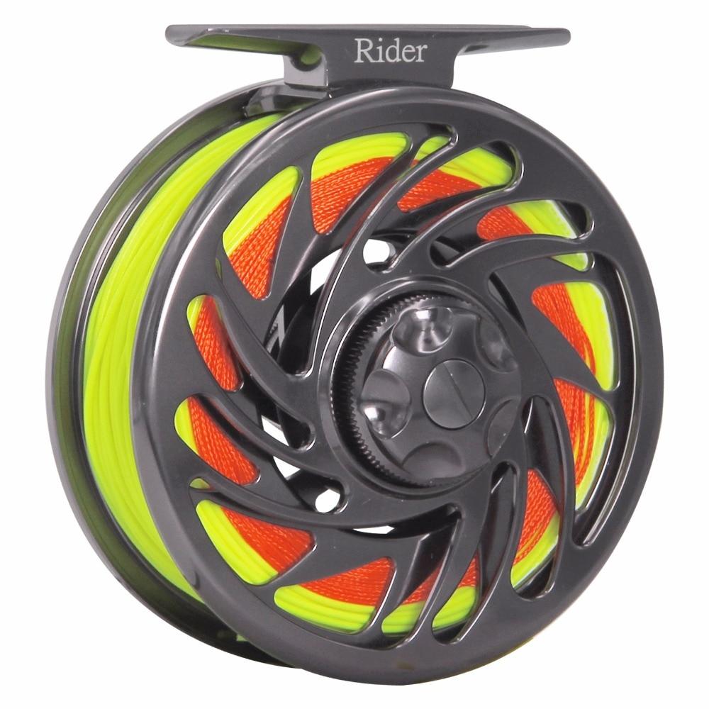 3/4 5/6 7/8 9/10 Fly Fishing Reel Combo Aluminum Frame Spool Fly Reel Wheel CNC Machine Cut Coil Pesca 1:1 Fishing Tackle Gear игрушка siku бугатти eb 16 4 7 8 9 8 4см 1305