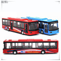 SOUND and FLASH 1:50 kids toys Fast & Furious Mini metal toy bus cars model pull back car miniatures gifts for boy children 1069