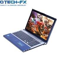 Gaming Laptop i7 8GB RAM SSD 128GB 256GB 15.6inch Windows Large Notebook PC DVD Metal i5 Azerty German Spanish Russian Keyboard