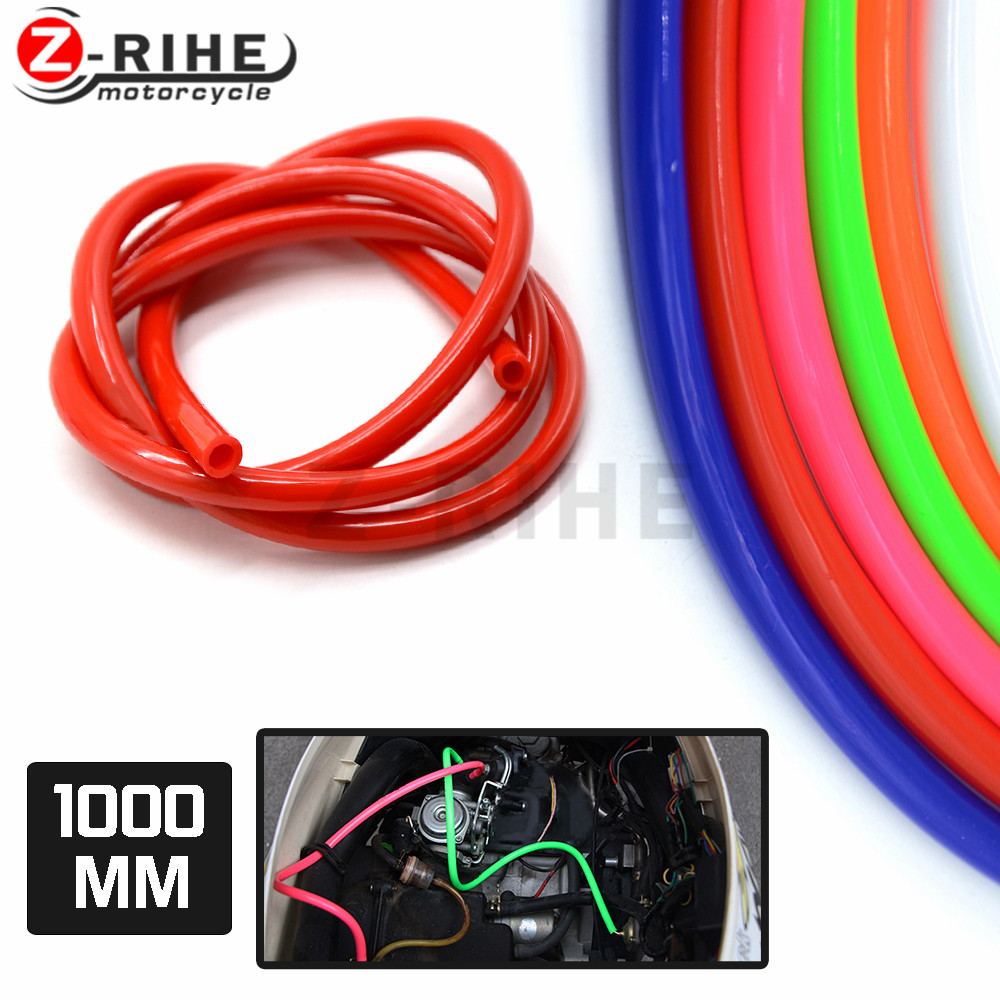 aliexpress com buy motorcycle rubber fuel line green fuel gas line hose tube rubber fuel pipe for motorcycle motocross atv pit dirt bike off road from  [ 1000 x 1000 Pixel ]