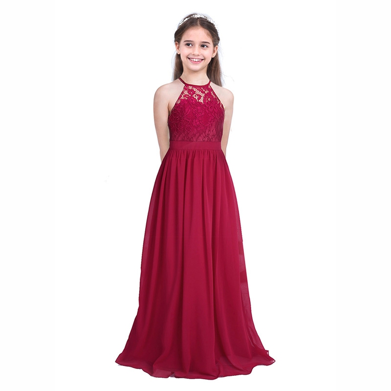 feeshow verao meninas vestido de roupas para 01