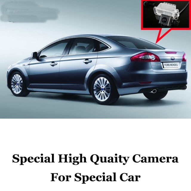 Car Camera For Ford For Mondeo MK4 2007~2013 High Quality Rear View Back Up Camera For Friends to Use | CCD with RCA