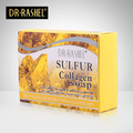 DRRASHEL Sulfur Soap Collagen Soap Wash Face Exfoliating Moisturizing Whitening Deep Cleaning Handmade Soap Scented Soap DR-014