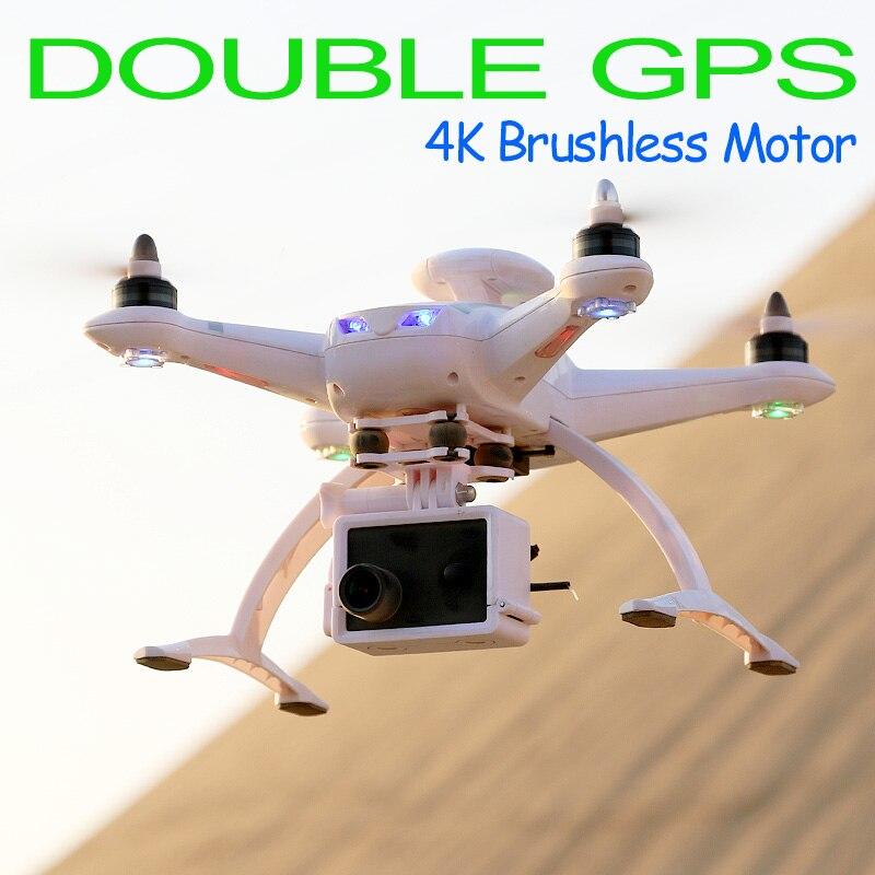 Professionale RC Drone Elicottero Motore Brushless AOSENMA CG035 2 GPS FPV Quadcopter con la Macchina Fotografica HD 4 K 1080 p Doppio GPS Follow Me