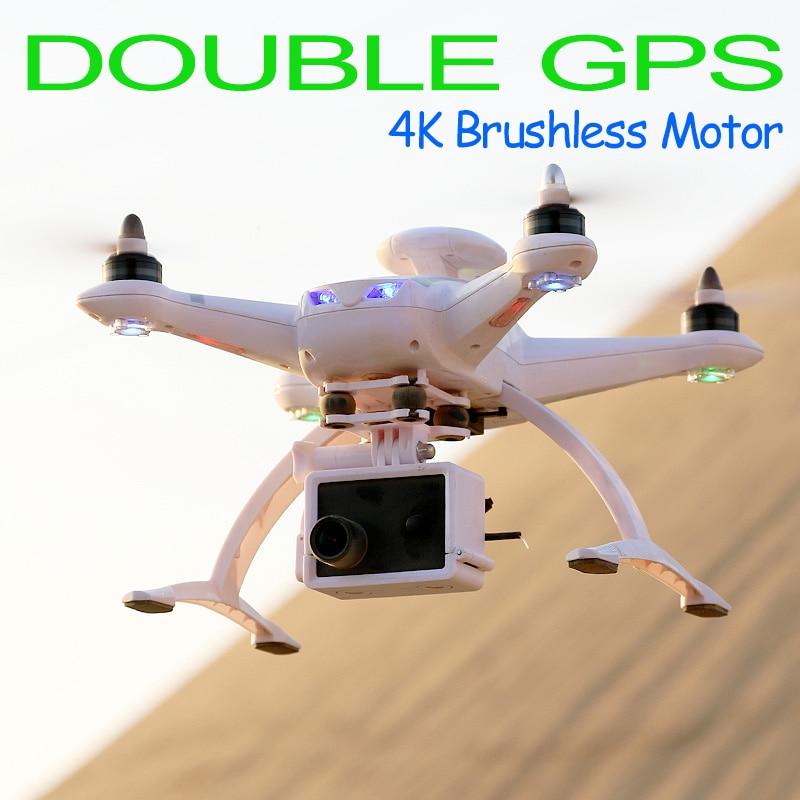 Professionnel RC Drone Hélicoptère Brushless Moteur AOSENMA CG035 2 GPS FPV Quadcopter avec Caméra HD 4 K 1080 p Double GPS Suivre Me