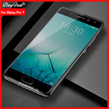 For Meizu Professional 7 Glass Tempered Glass Movie For Meizu Pro7 5.2inch 9 H 2.5D Premiun Display screen Protector Protecting Movie Full Cowl