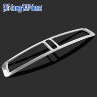 1PCS Car styling Instrument table dashboard central air outlet cover trim air Outlet Vent decorate For Ford Kuga 2013 2017 trim
