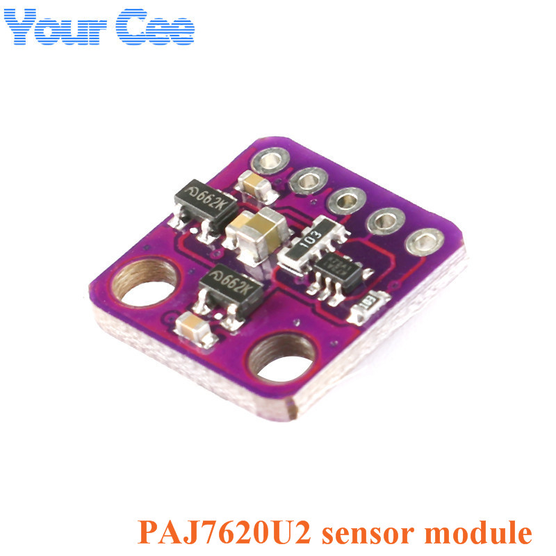 PAJ7620U2 Gesture Recognition Sensor Module for Variety of Gesture Recognition Smart HomePAJ7620U2 Gesture Recognition Sensor Module for Variety of Gesture Recognition Smart Home