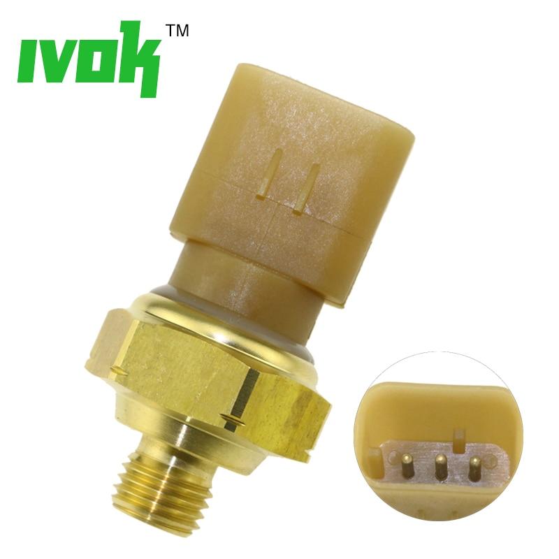 274 6718 2746718 Engine Low Oil Fuel Rail Pressure Sensor For Caterpillar CAT C15 Excavator Parts