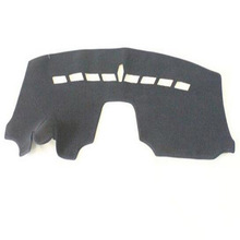 RHD Right Hand Drive Приборной Панели Автомобиля Избегайте Свет Pad Инструмент Крышка Платформы Стол Коврик Ковры Для Chevrolet AVEO 2011-2015