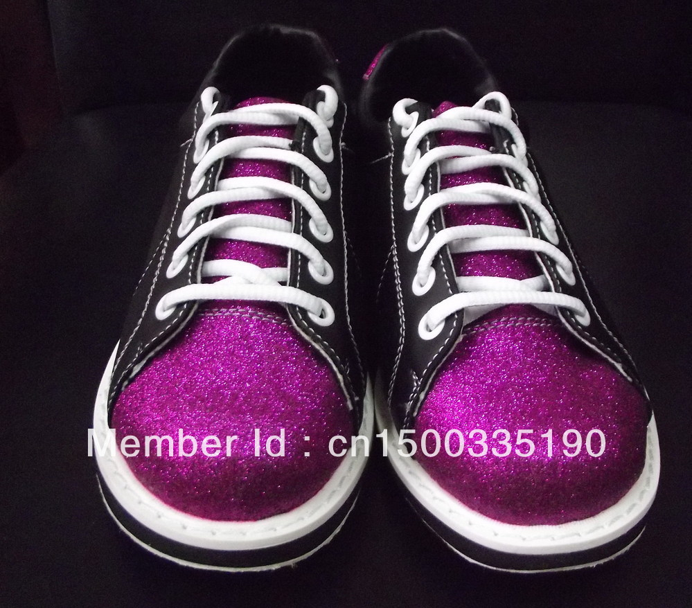Aliexpress.com : Buy GLITTER BOWLING SHOES from Reliable shoe ...