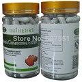 1 Garrafa Antrodia Cinamomea Extrato 30% de Polissacarídeo 500 mg x 90 Cápsulas frete grátis