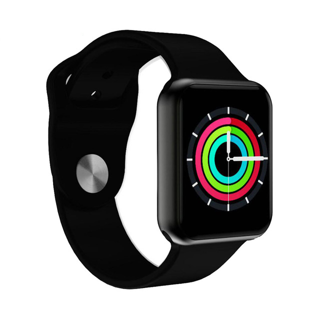2018 newest i69 Smart Watch Bluetooth 4.0 Android IOS Heart Rate Tracker Sitting Reminder Pedometer Remote Camera for Women men kw18 men smart watch round screen bluetooth 4 0 anti lost alert remote camera heart rate tracker black silver golden smart clock