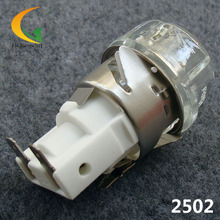 Designed for high temperature of degrees Glanz E14 15W / 25W oven lamp holder oven lamp  bulb 2501 /2503/2505/2502