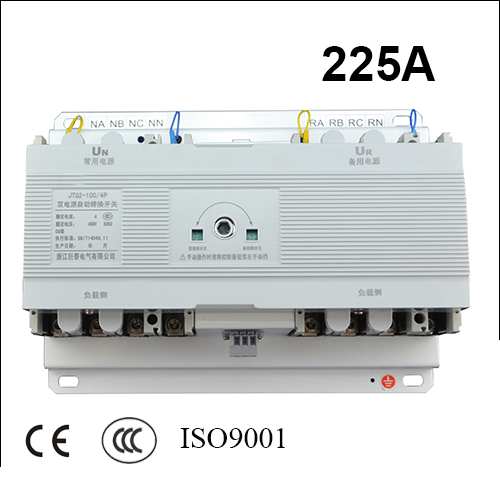 все цены на 4 poles 3 phase 225A ats automatic transfer switch without controller онлайн