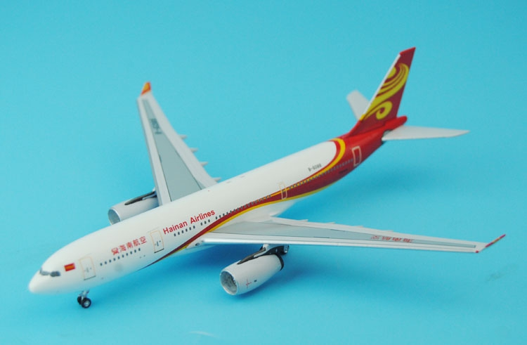 New Aeroclassics 1: 400 Hainan Airlines A330-200 B-6088 Alloy aircraft model Favorites Model 1 43 germany pcls vw t3 van model alloy favorites model
