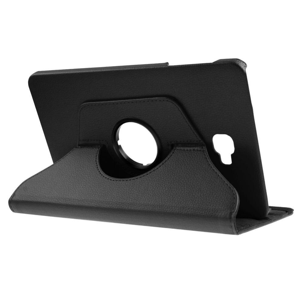 Yeni 360 Dönen PU Deri Kılıf Kapak Standı Samsung Galaxy Tab - Tablet Aksesuarları - Fotoğraf 5