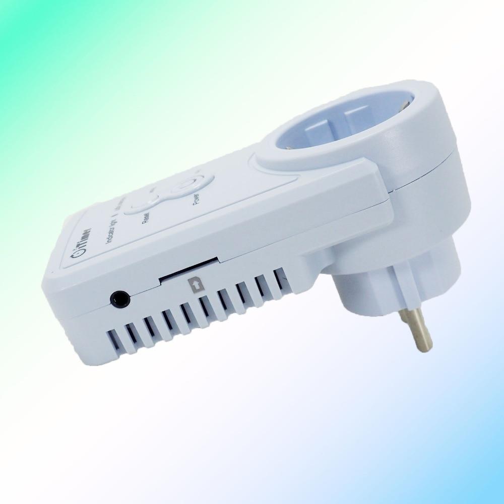 V106 16A UE enchufe GSM interruptor de Control remoto Smart Sockets ...